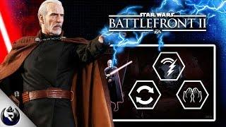 Count Dooku Hero Ability Ideas - Star Wars Battlefront 2 Clone Wars