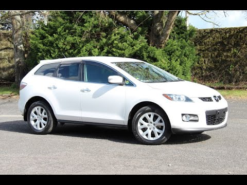 2007 mazda cx 7 4wd cruising pack 2300cc tiptronic automatic 4wd youtube. Black Bedroom Furniture Sets. Home Design Ideas