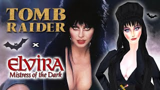 HALLOWEEN SPECIAL 🦇 Elvira Mistress of the Dark - Tomb Raider MODS