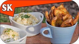 Potato Skin Chips - Crispy Savory Potato Skins