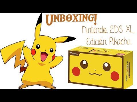New Pikachu 2ds Xl New Pikachu 2ds Xl Video New Pikachu 2ds Xl Mp3