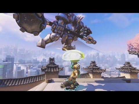 Overwatch - Lucio the Trampoline