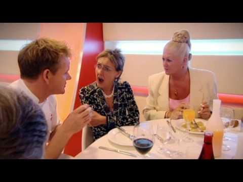Kim and Aggy on the F Word  Gordon Ramsay