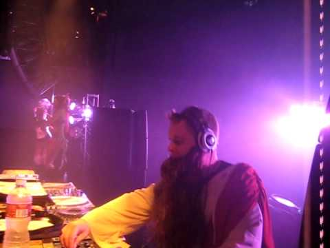 "Sir Kutz playing ""Get Freaky 2010"" in Salt Lake City UT, for V2 Productions as Jesus."