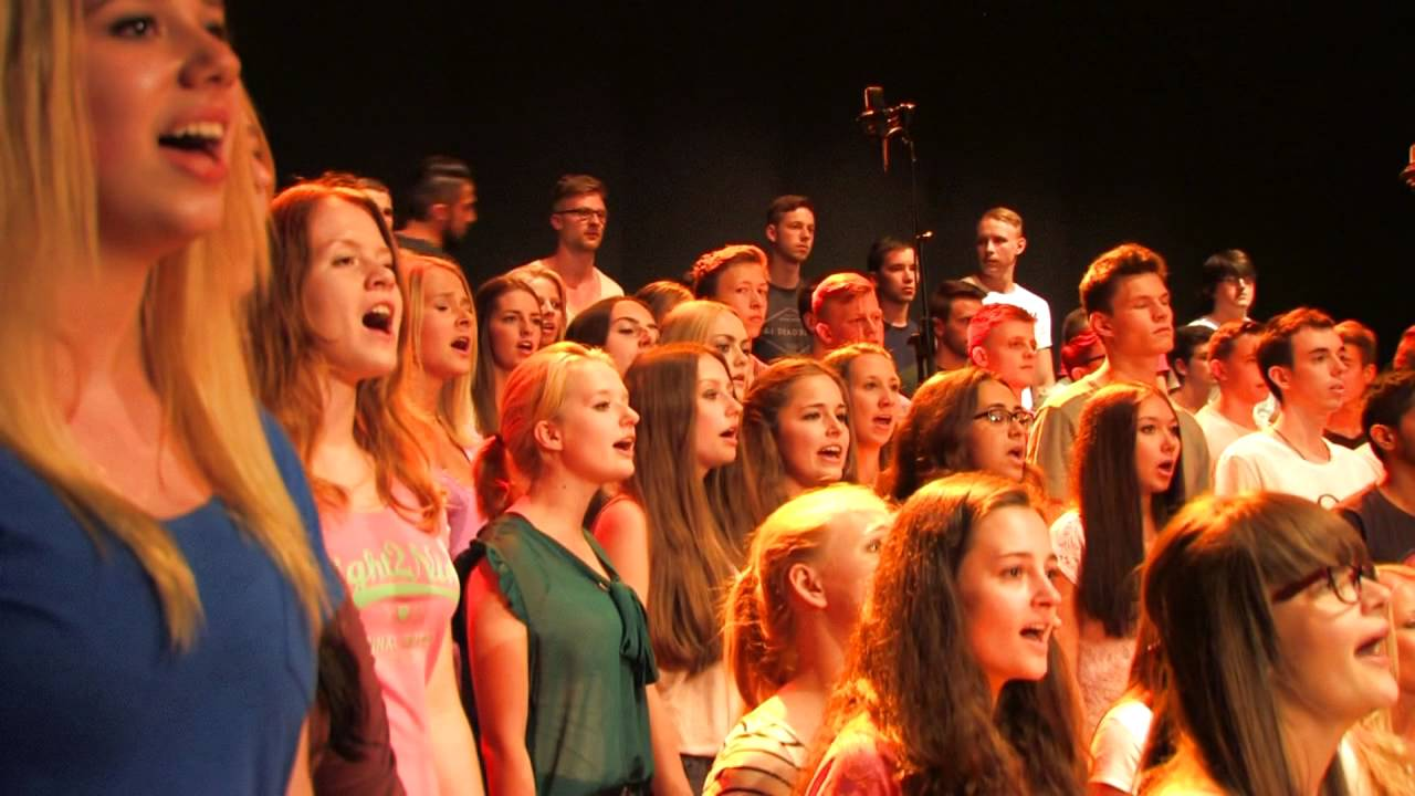Every breath you take / I'll be missing you (Sting / P  Diddy :) -  Oberstufenchor Cusanus Gymnasium