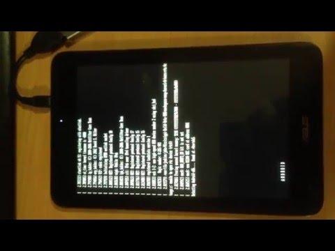 Remix OS boot on Vivotab Note 8