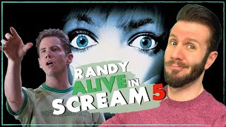 JAMIE KENNEDY BACK IΝ SCREAM 5? | Randy could return to the franchise
