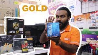 Intel Pentium G4560 Gold PC BUILD | GTX 1050 ti | 2018