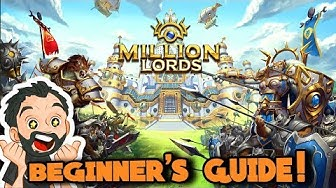 Million Lords - The Beginner's Guide! #MillionLordsRules