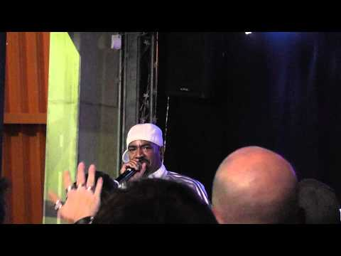 "Kurtis Blow - ""Basketball"" Live!"