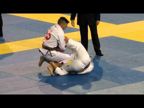 Edwin Najmi vs. Daniel Almodovar | Pan Ams 2015, First match