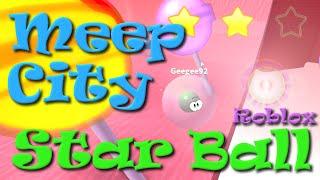 ROBLOX | Meep Stadt Stern Ball | Go Sweet Pea! | SallyGreenGamer