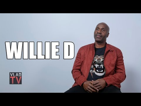 Willie D on Bill Cosby: He's Worth $400M, He Should've Bought the Judge & Jury (Part 7)
