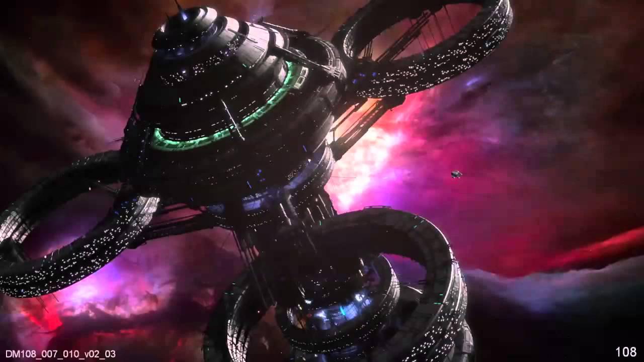 dark matter space station - photo #9