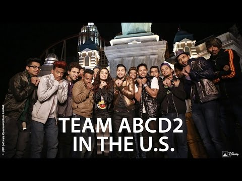 Team ABCD 2 in the U.S. | Disney's ABCD 2 | In Cinemas Now