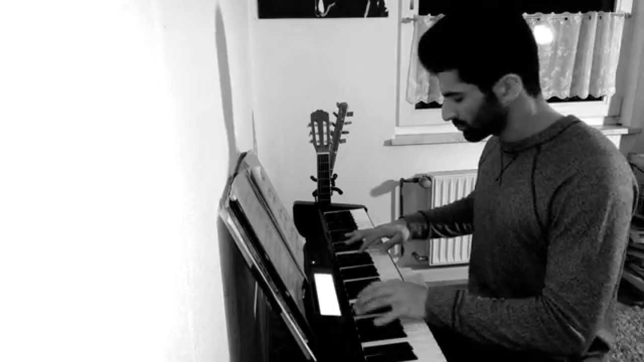Heyat Davam Edir Piano Youtube