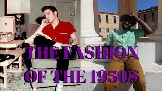 Fashion of the 1950s | Men's Fashion