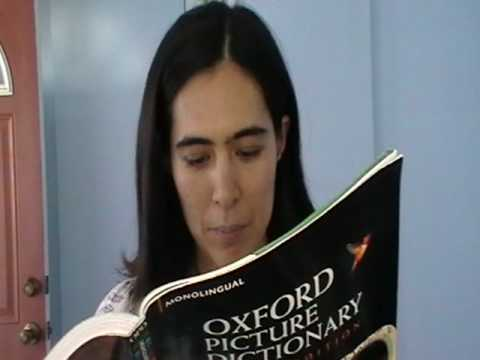 Oxford Picture Dictionary, 2nd Edition, pp. 38-39 Daily Routines