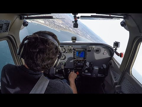 Santa Monica to Palomar over LAX (ATC Audio)