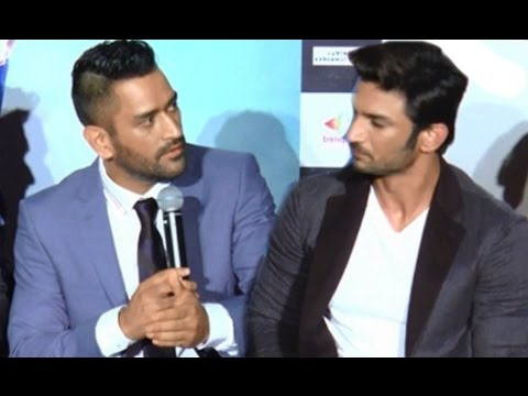 Thumbnail: MS Dhoni Got Angry On Sushant Singh Rajput