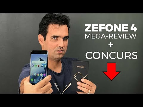 Concurs si Mega-Review Asus Zenfone 4 - Cel mai bun telefon Asus de pana acum!