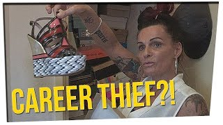 Former 'Career Shoplifter' Can't Get a ...