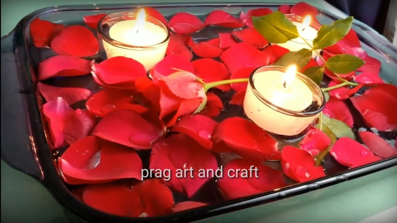 Valentine S Day Room Decoration Romantic Surprise For Him Her Anniversary Birthday Decor Youtube