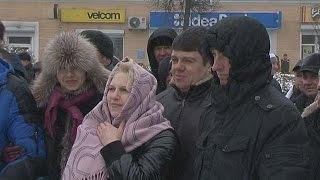 Belarus'ta yeni vergi yasası karşıtları ayakta