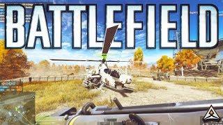 Caspian Border Patrol - Battlefield 4