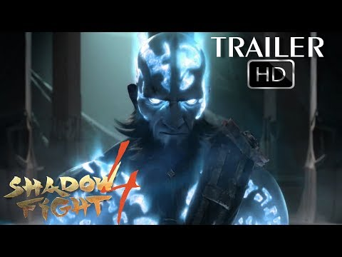 Shadow Fight: 4 Official Cinematic Trailer #7