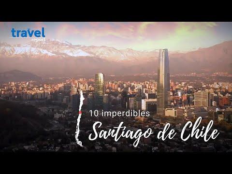 Las 10 mejores cosas que hacer en Santiago de Chile