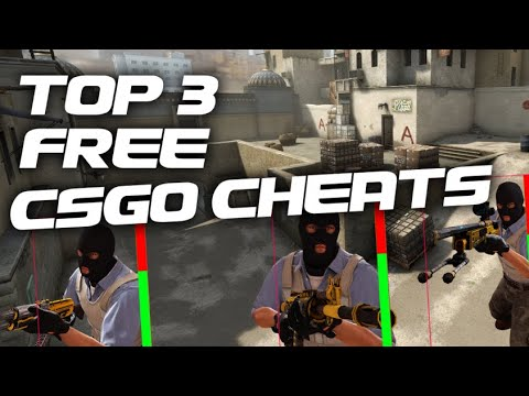 CS:GO | TOP 3 BEST FREE UNDETECTED CHEATS! (2020)
