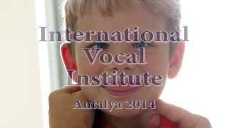 Antalya Vocal Institute  Уроки вокала, гитары, скрипки на русском и английском