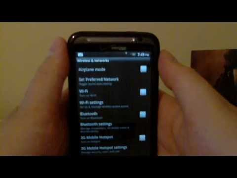 HOW TO: Find Your Phone's IP Address And Change It