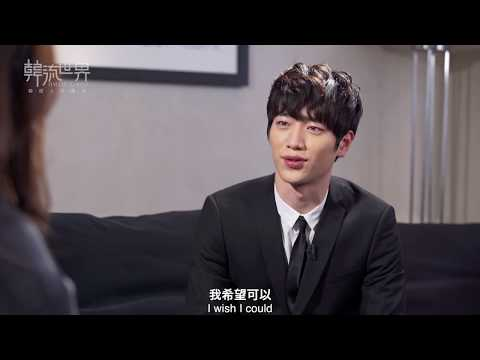 SEO KANG-JOON: First time in NYC (kstar Interview) eng sub