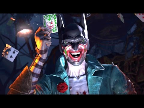 FIGHTING A LEVEL 20 JOKER IN INJUSTICE 2