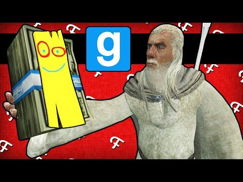 Gmod Fran & Ted: The Adpocalypse War! (Garrys Mod Sandbox Skits - Comedy Gaming)