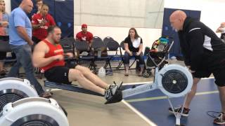 Ross Love - New 500m American Record