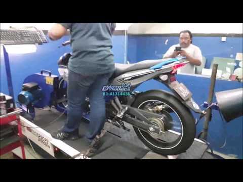 Yamaha Y15ZR ApiTech ECU, 62mm Block, High Cam Dyno Tuning