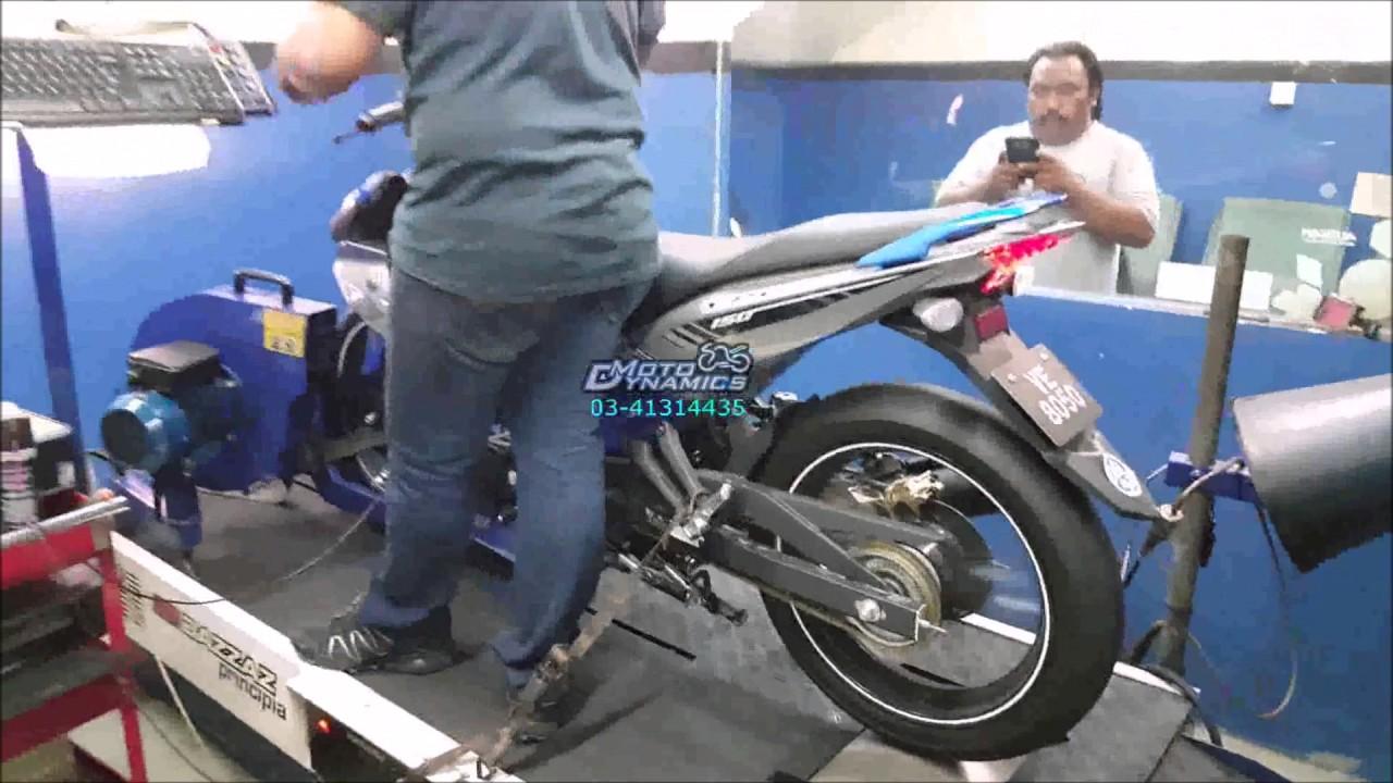 Yamaha Y15ZR ApiTech ECU, 62mm Block, High Cam Dyno Tuning - Motodynamics  Technology Malaysia