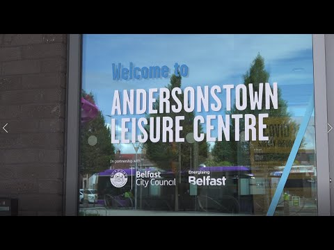 VIDEO TOUR: Brand New Andersonstown Leisure Centre Gym And Fitness Studios