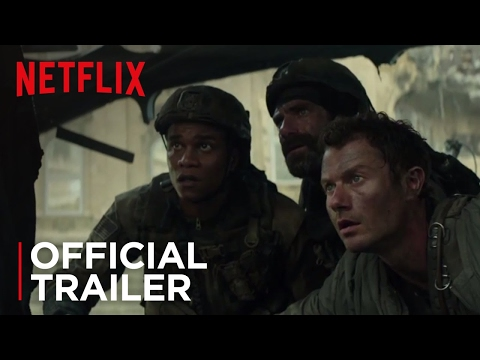 Trailer for Netflix's supernatural sci-fi thriller Spectral