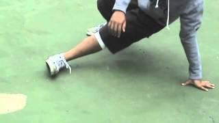 Six step and freeze bboy tutorial SMAK GS