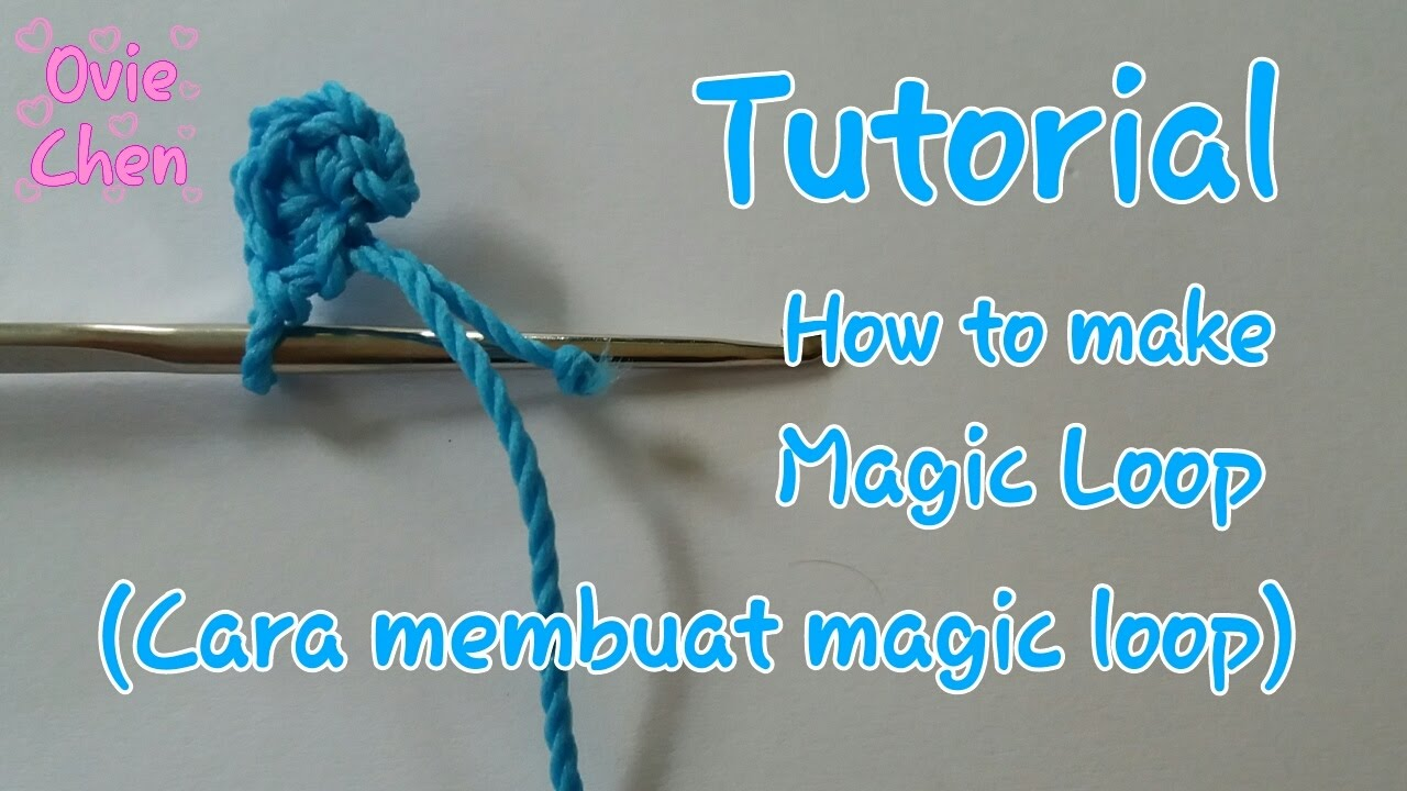 How To Crochet The Magic Circle (Magic Loop) & Why It's Better ... | 720x1280