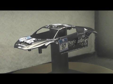 paint job slot car / making a slot car