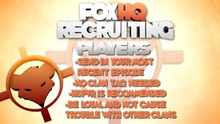FoxHQ is RECRUITING!!!!