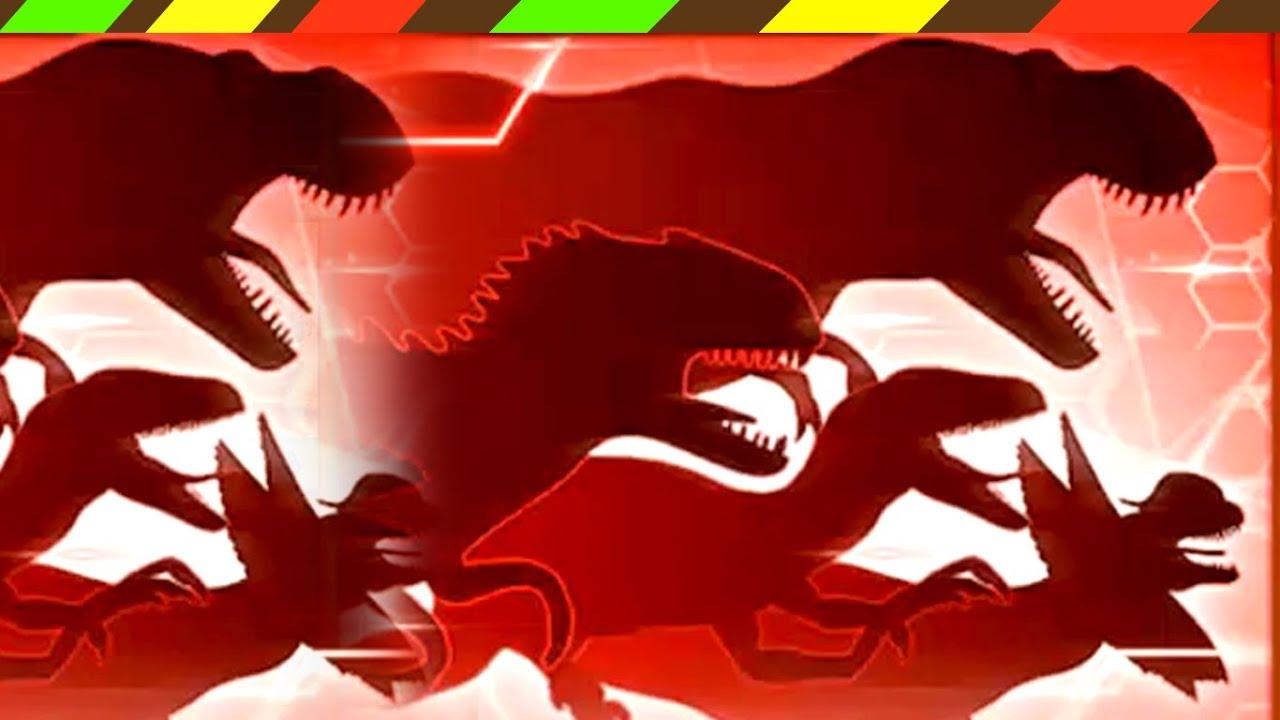 Khủng long bạo chúa chiến đấu  Đặc biệt 3 | Jurassic World The Game | DCTE
