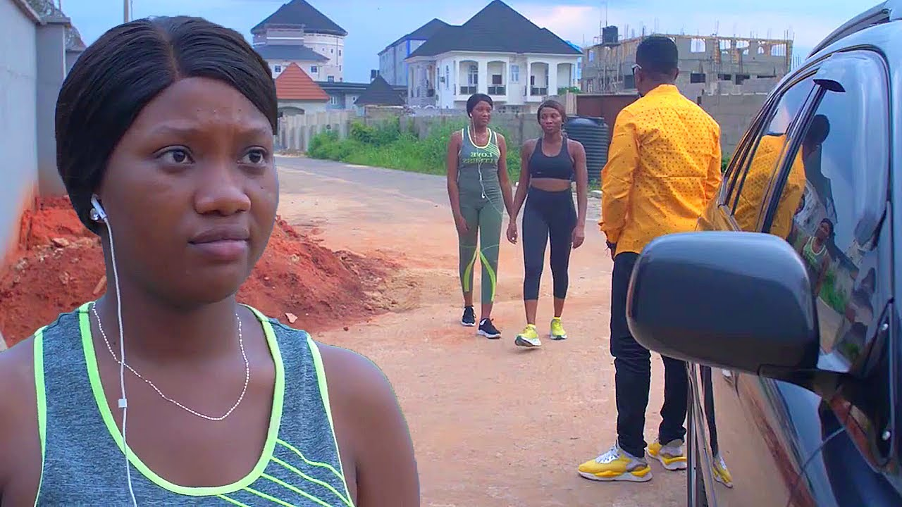 Download I Met Him On My Way From Jogging But Never Knew He Was This Caring Until He Visited- Nigerian Movies