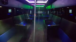 The Transporter Party Bus