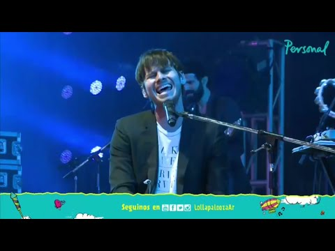 Foster The People - Waste (Lollapalooza Argentina 2015) [03/12]